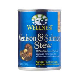 Venison & Salmon Stew with Potatoes & Carrots Canned Dog Food