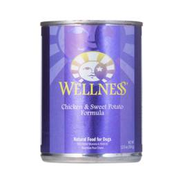 Chicken & Sweet Potato Canned Dog Food