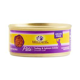Turkey & Salmon Canned Cat Food
