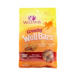 WellBars Yogurt, Apples & Bananas Dog Treats
