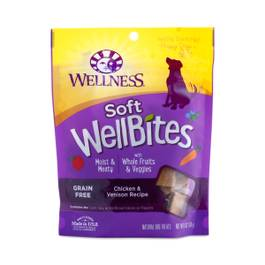 WellBites Chicken & Venison Dog Treats