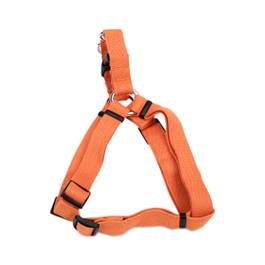 Soy Comfort Wrap Adjustable Harness, Pumpkin - 1""