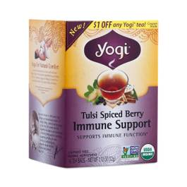 Tulsi Spiced Berry Immune Support