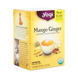 Organic Mango Ginger Tea