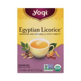 Egyptian Licorice Tea