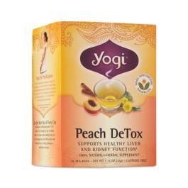 Peach Detox Tea