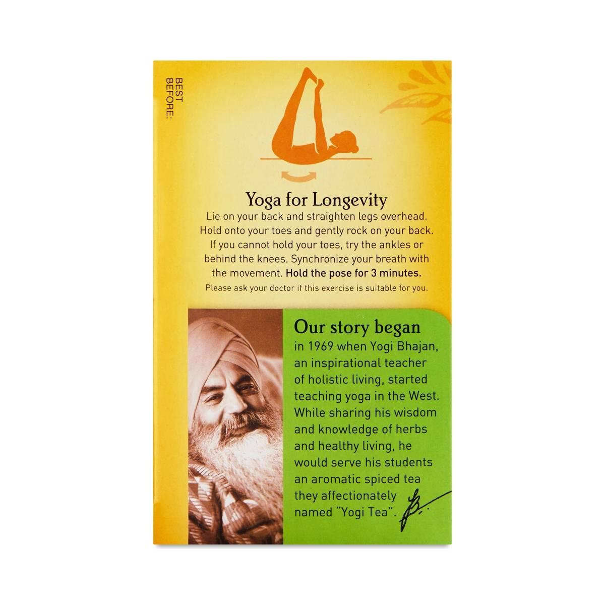 Green Tea Super Antioxidant by Yogi Tea - Thrive Market