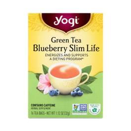 Green Tea Blueberry Slim Life