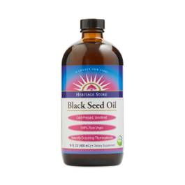 Black Seed Liquid Oil