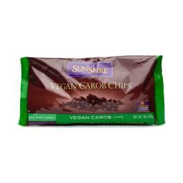 Vegan Carob Chips