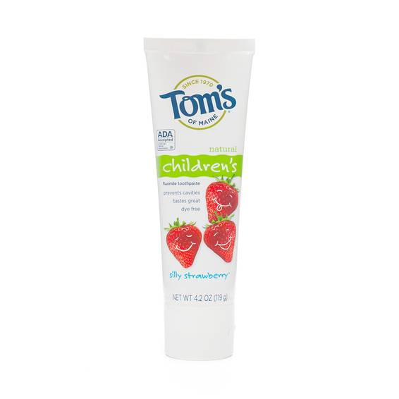 Children's Toothpaste, Silly Strawberry