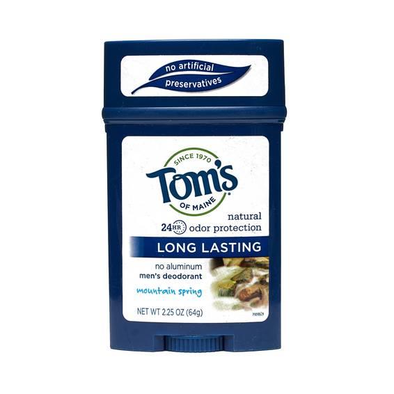 Men's Long Lasting Wide Stick Deodorant - Mountain Spring