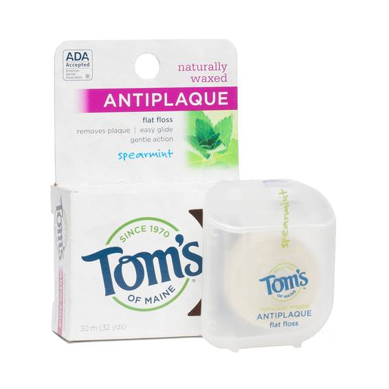 Antiplaque Floss - Spearmint