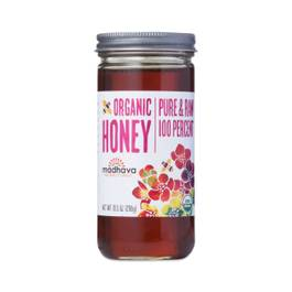 Organic Pure & Raw Honey