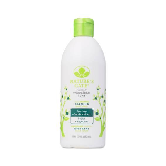 Tea Tree Calming Shampoo By Nature S Gate Thrive Market