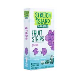 Organic Fruit Strips, Grape