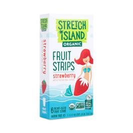 Organic Fruit Strips, Strawberry