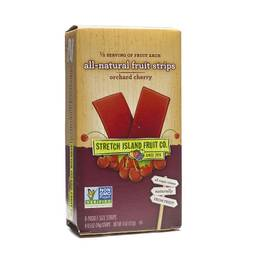 All-Natural Orchard Cherry Fruit Strips
