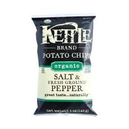 Salt & Fresh Ground Pepper Potato Chips