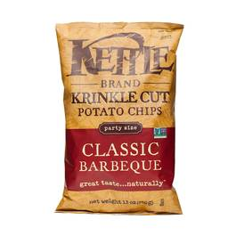 Classic Barbeque Krinkle Cut Chips