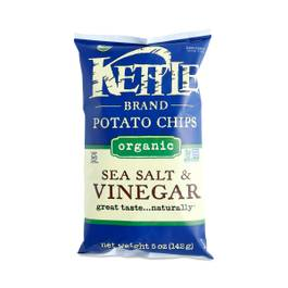 Organic Salt and Vinegar Potato Chips