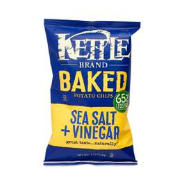 Sea Salt and Vinegar Real Sliced Potatoes