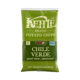 Chile Verde Potato Chips