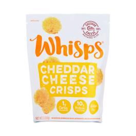 Cheddar Cheese Crisps
