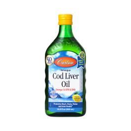 Cod Liver, Lemon Flavor