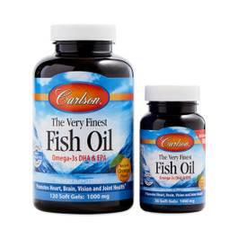 Very Finest Fish Oil Orange