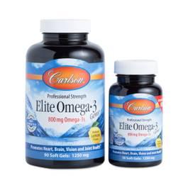 Elite Omega-3 Gems Fish Oil