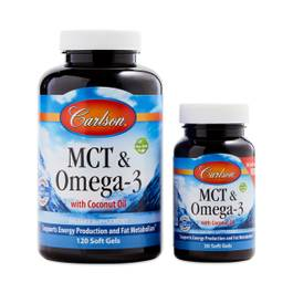 MCT & Omega-3