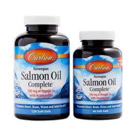 Salmon Oil Complete