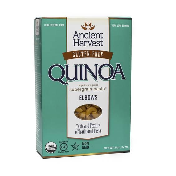 Organic quinoa pasta