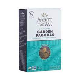 Organic Quinoa Pasta Garden Pagodas