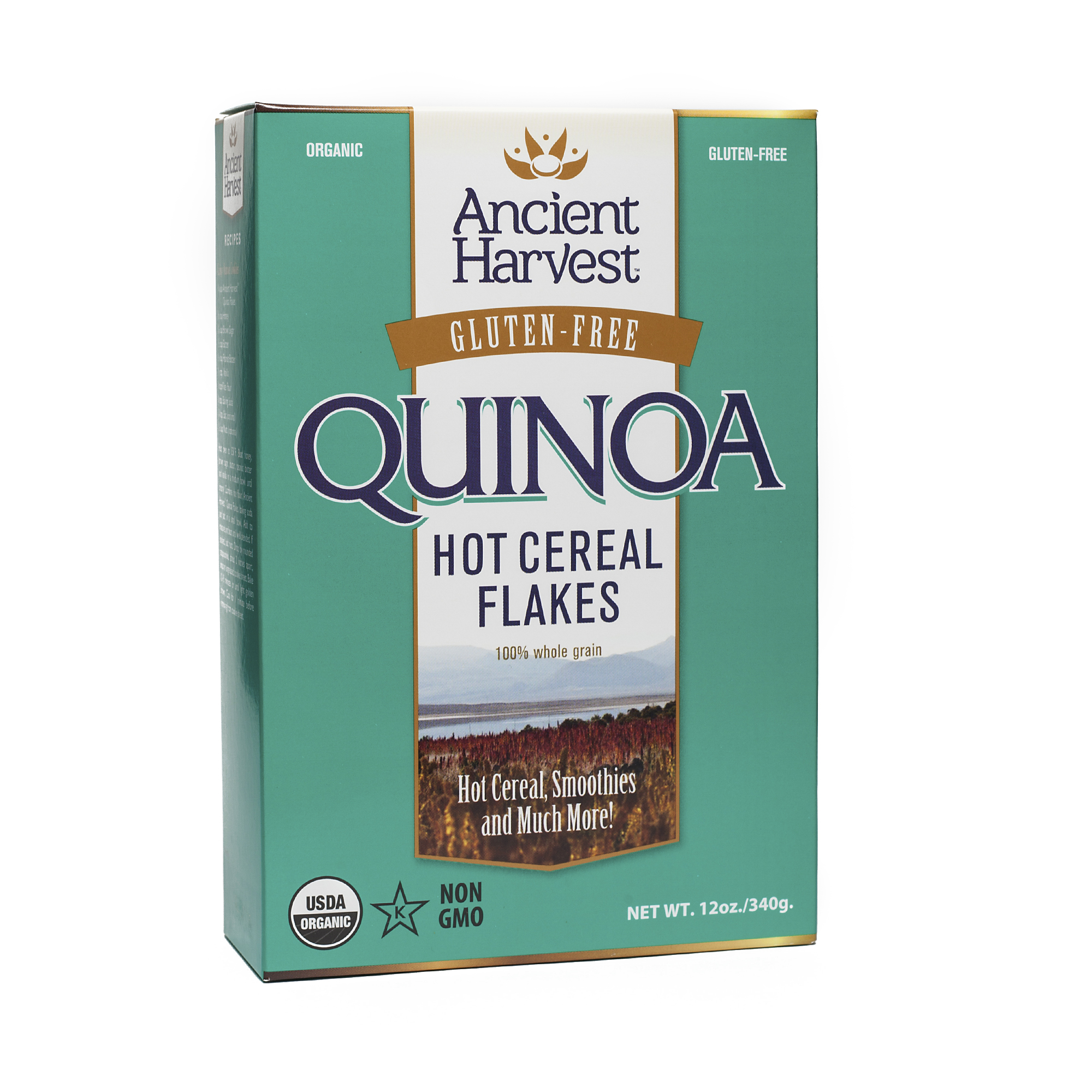 Ancient Harvest 100% Whole Grain Quinoa Hot Cereal Flakes
