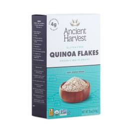 100% Whole Grain Quinoa Hot Cereal Flakes