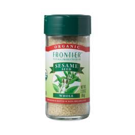 Whole Organic Sesame Seed