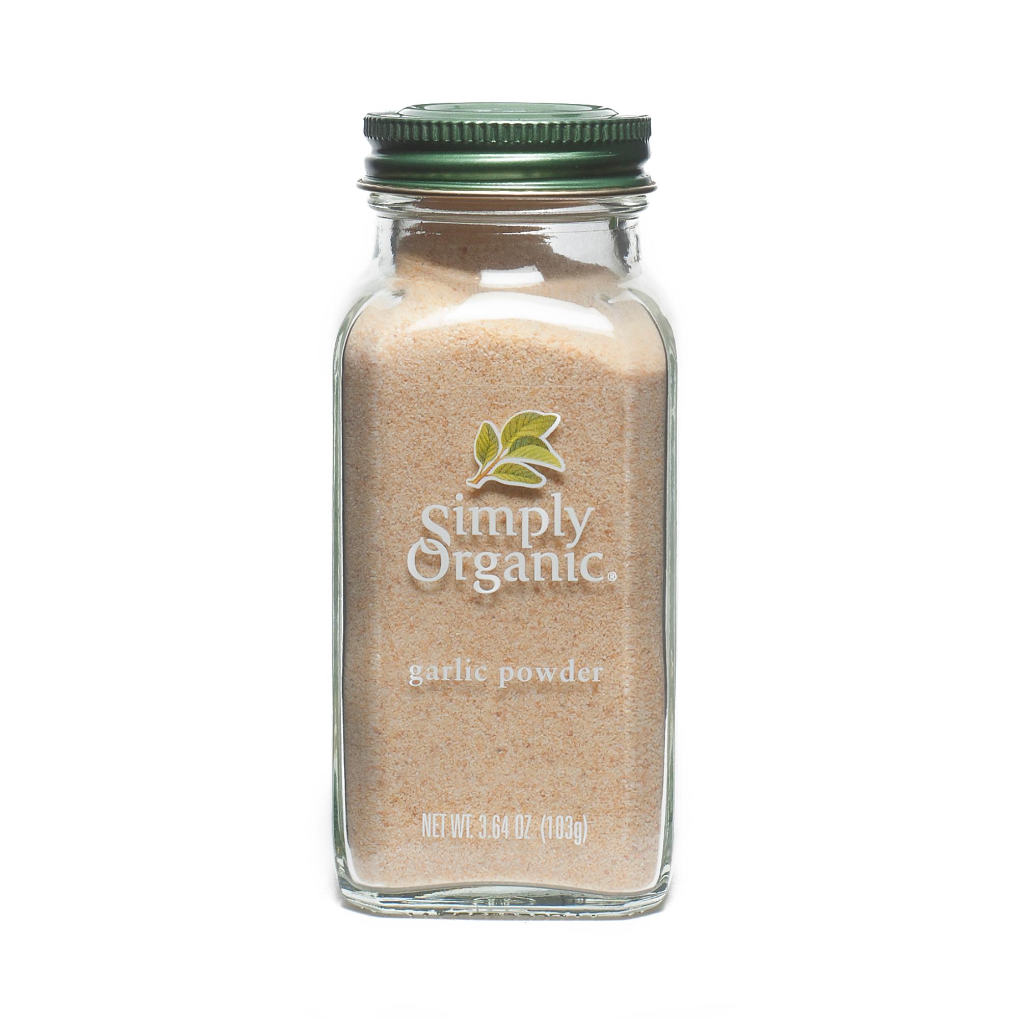 Organic-Garlic-Powder