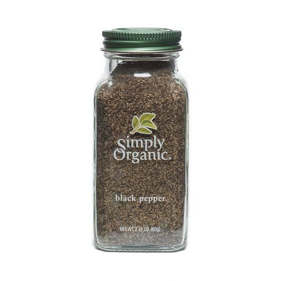 Black Medium Grind Pepper