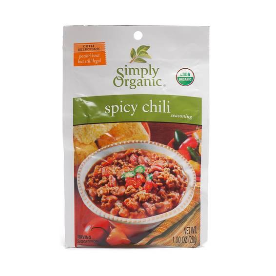 Spicy Chili Seasoning Mix