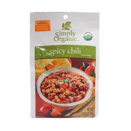 Spicy Chili Seasoning Mix