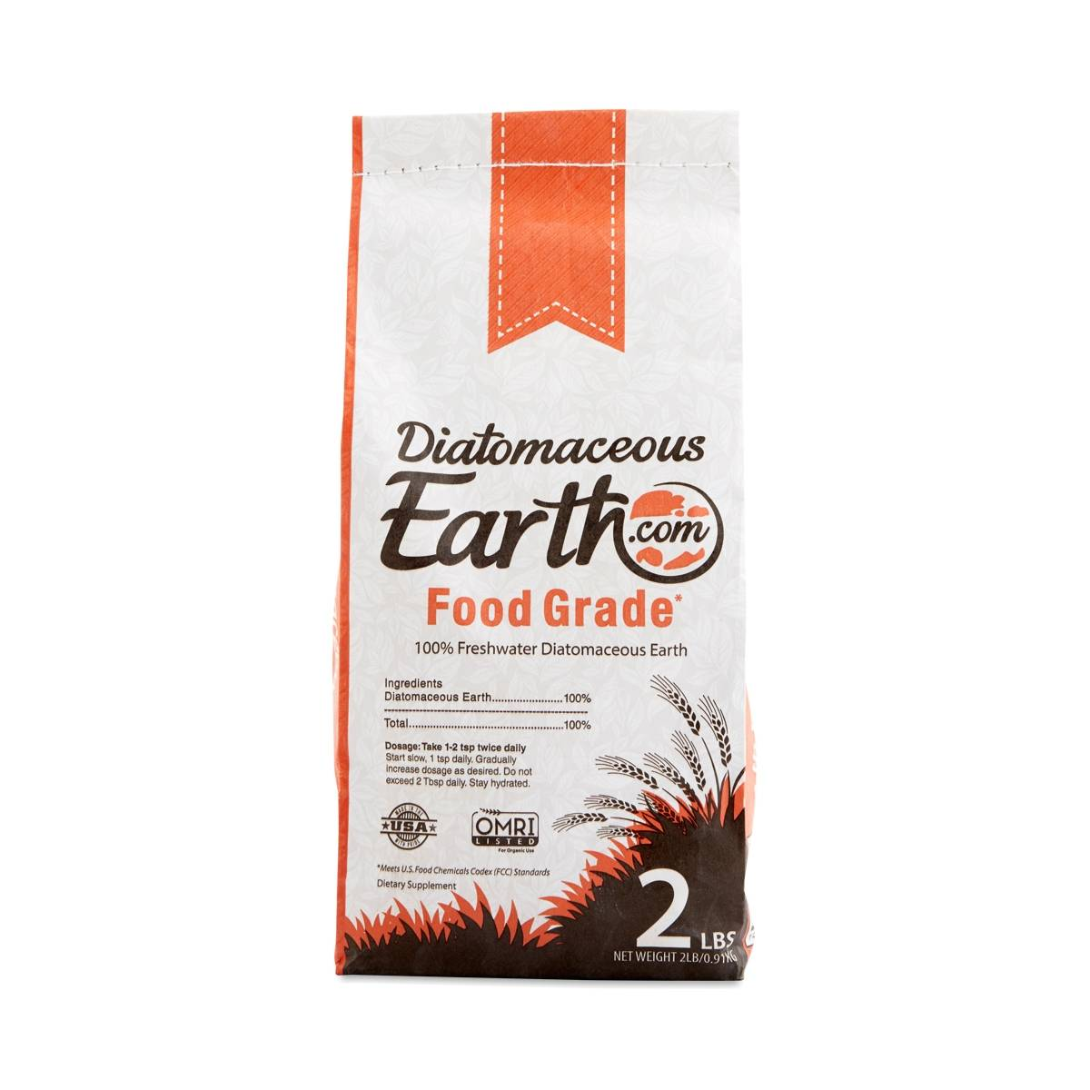 Food Grade Diatomaceous Earth - Thrive Market