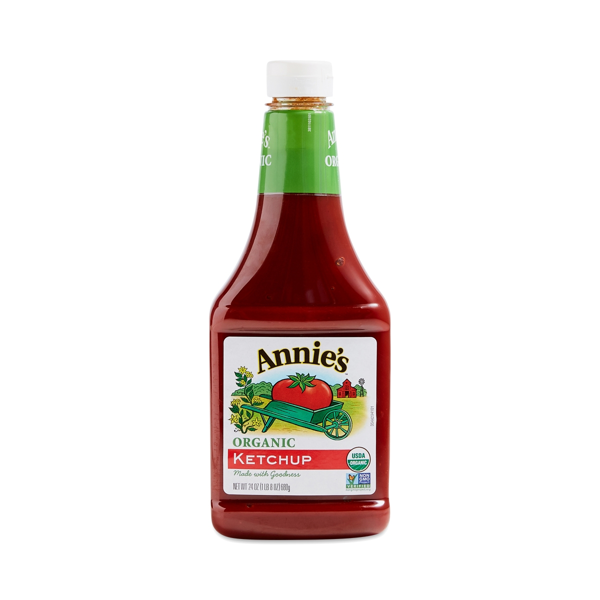 Organic Ketchup By Annie S Thrive Market