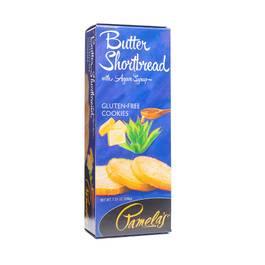Gluten-Free Butter Shortbread