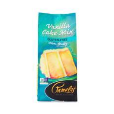Gluten-Free Vanilla Cake Mix