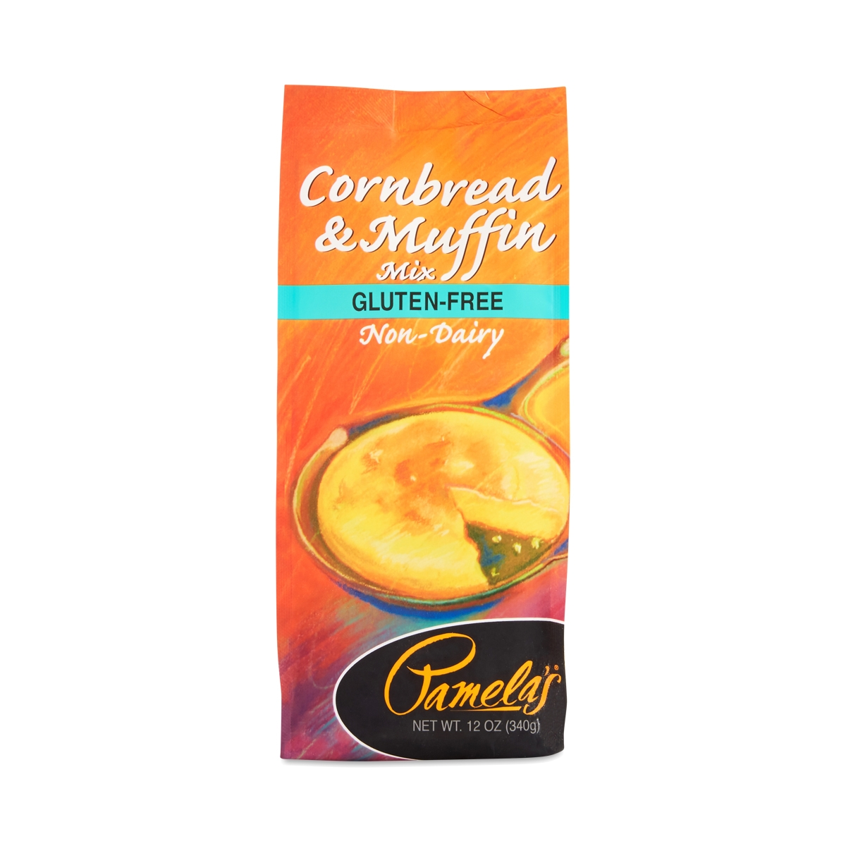 Gluten-Free Cornbread & Muffin Mix by Pamela's - Thrive Market