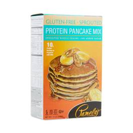 Sprouted Protein Pancake Mix