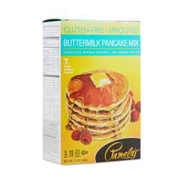 Sprouted Buttermilk Pancake Mix