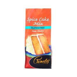 Gluten-Free Spice Cake Mix